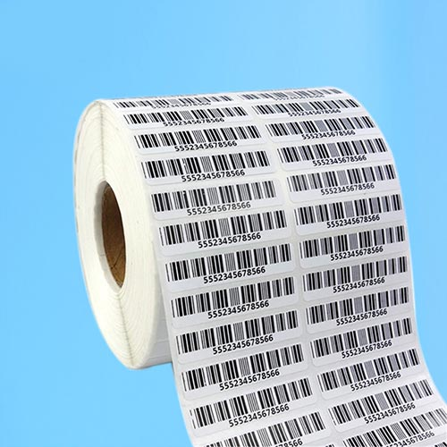 Thermal barcode label 60mm×50mm