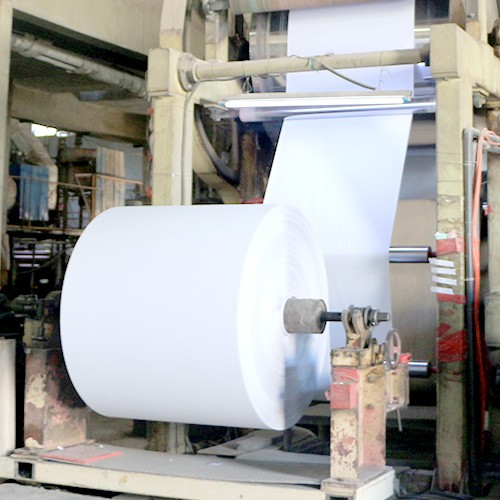 Thermal paper jumbo rolls 875mm