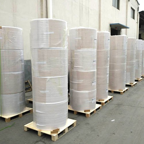 Raw materials jumbo roll thermal paper 795mm